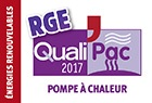 Qualification RGE Quali Pac pompe à chaleur